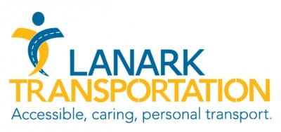 Lanark Transportation Association Logo