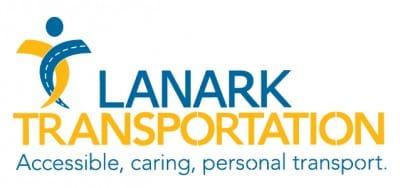 Lanark Transportation Association Logo